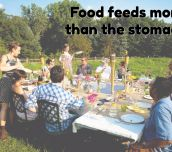 Food Feeds More Than The Stomach