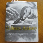 Culinary Artistry most used cookbook