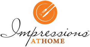 Impressions at home logo