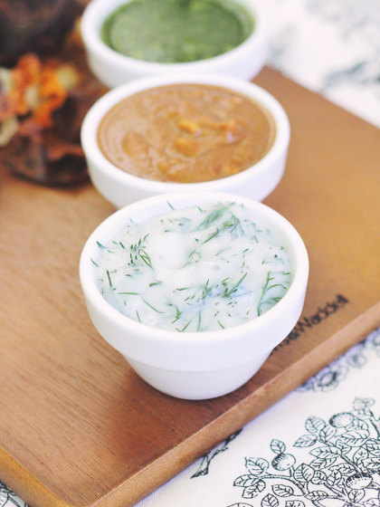 Easy Dips, Ways to Love Vegetables