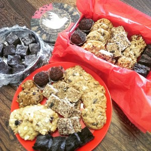 Gluten Free and Refined Sugar Free Christmas Cookies