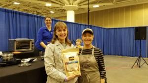 Founder of Gluten-Free Prairie Deb Wheaton
