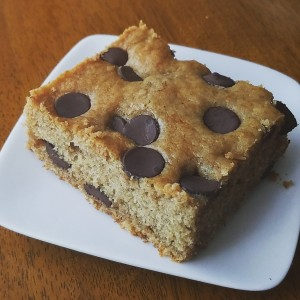 Gluten Free Chocolate Chip Cake