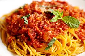 Basic Bolognese