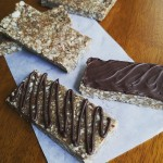 Easy Snacks,  No Bake Almond Power Bars