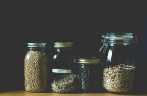 Store nuts and seeds in airtight containers for best results
