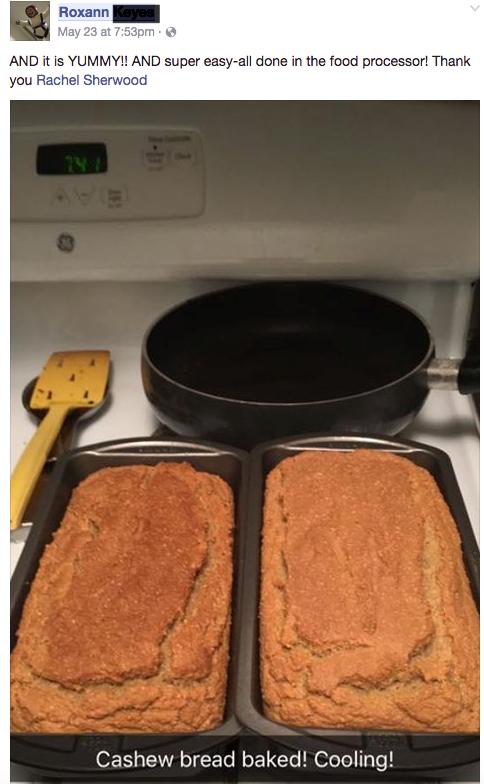 Roxann Bread