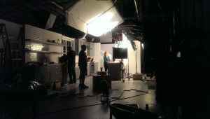 Pre-made Kitchen Set for Video