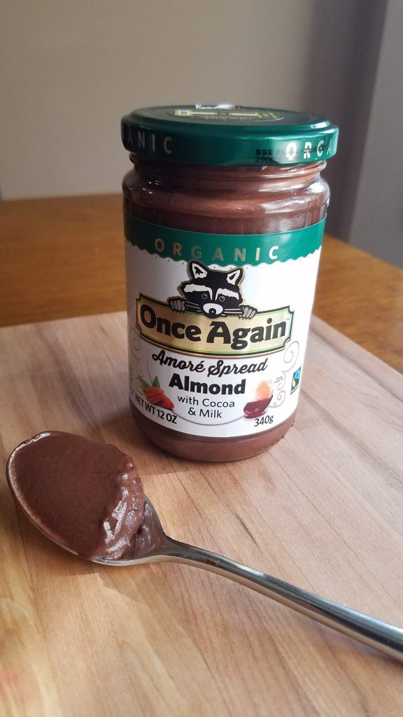 Healthy chocolate spread